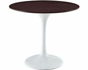 "Modway Lippa 36"" Walnut Dining Table MY-EEI-524"
