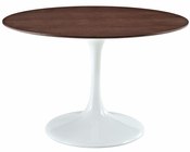 "Modway Lippa 48"" Walnut Dining Table MY-EEI-523"