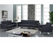 Modway Loft 4 Piece Wool Sofa Set MY-EEI-864