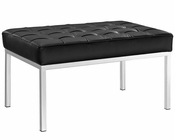 Modway Loft Bench in Black MY-EEI-249-250
