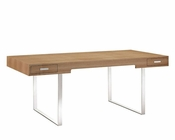 Modway Tinker Desk in Natural MY-EEI-293