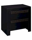 Modway Tommy Nightstand in Black MY-MOD-5024
