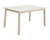 Montana Extension Table by Euro Style EU-90184WHT