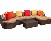 Montana Patio Sectional Set by Modway MY-EEI987