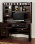 Monterey Desk w/ Hutch by Sunny Designs SU-2983MT