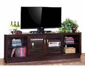 Monterey TV Console w/ Sliding Doors by Sunny Designs SU-3530MT-85