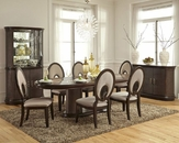 Najarian Formal Dining Set Obsessions NA-OB7SET