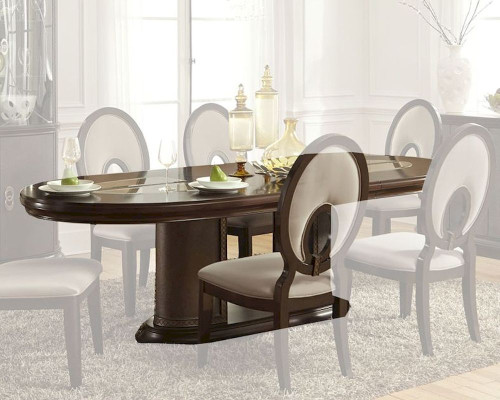 Najarian Formal Dining Table Obsessions NA-OBT