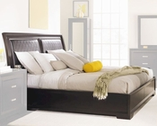 Najarian Furniture Bed Brentwood NA-BDBED