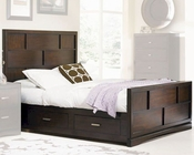 Najarian Furniture Bed Key West NA-KWBED