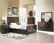 Najarian Furniture Bedroom Set Key West NA-KWBSET