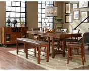 Najarian Furniture Counter Height Dining Set Manchester NA-MA-CHSET