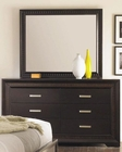 Najarian Furniture Dresser and Mirror Brentwood NA-BDDRMR