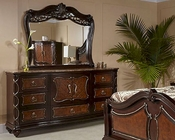 Najarian Furniture Dresser and Mirror Venice NA-VEDRMR