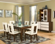 Najarian Furniture Enzo Dining Set NA-EN5SET