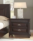 Najarian Furniture Night Stand Sonoma NA-SN-NS
