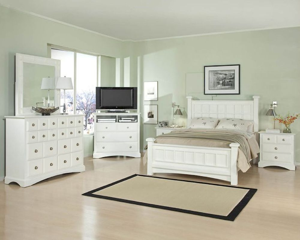 Najarian Bedroom Furniture Najarian Furniture Palazzo Youth Bedroom Set In White Na Pa3setw