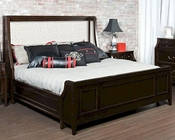 Najarian Furniture Panel Bed Newport NA-NPBED