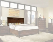 Najarian Furniture Panel Headboard Melrose NA-ME-PNHB