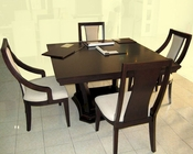 Najarian Furniture Square Dining Set Newport NA-NPSSET