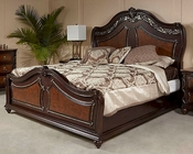 Najarian Furniture Traditional Bed Venice NA-VEBED