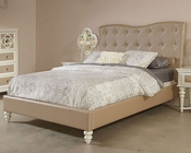 Najarian Furniture Youth Upholstered Bed Paris NA-PR-YUPBED