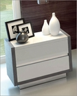 Two Tone Night Stand Mangano in Modern Style 33170MN