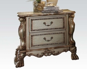 Nightstand Dresden Gold by Acme Furniture AC23163