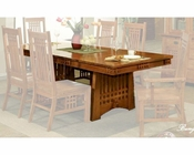 Oak Dining Table Bungalow by Ayca AY-AP5-2001