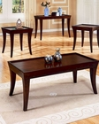 Occasional Table Set Zen by Homelegance EL-3216B-31-SET