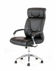 Office Chair in Black Leatherette 44F8058