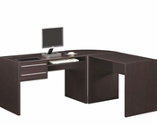 Ontario L-Shape Desk by Coaster CO80099
