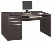 Ontario Single Pedestal Desk CO800982