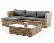 Outdoor Sectional Sofa Set in Modern Style 44P462-SET