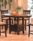 Oval Dining Table with Tavern Base MO-4560TB