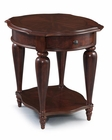 Oval End Table Heritage Point by Magnussen MG-T2708-07