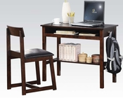 Pack Desk w/ Chair by Acme Furniture AC92044