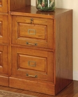 Palmetto Oak File Cabinet with 2 Drawers CO5317N