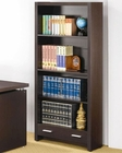 Papineau 4 Shelf Bookcase with Storage Drawer CO800905