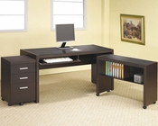 Papineau L Shape Computer Desk with Storage CO80090