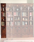 "Parker House 21"" Open Top Bookcase PH-BAR-420"