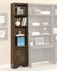 Parker House 22in Open Top Bookcase Meridien PH-MER-420