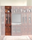 "Parker House 32"" Glass Door Cabinet / Wine Center PH-Bar-440"