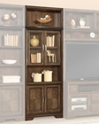 Parker House 32in Glass Door Cabinet Meridien PH-MER-440