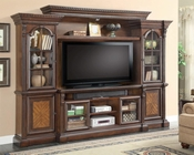 Parker House 62in TV Entertainment Center Wall Unit Marquis PH-MAR-100-4