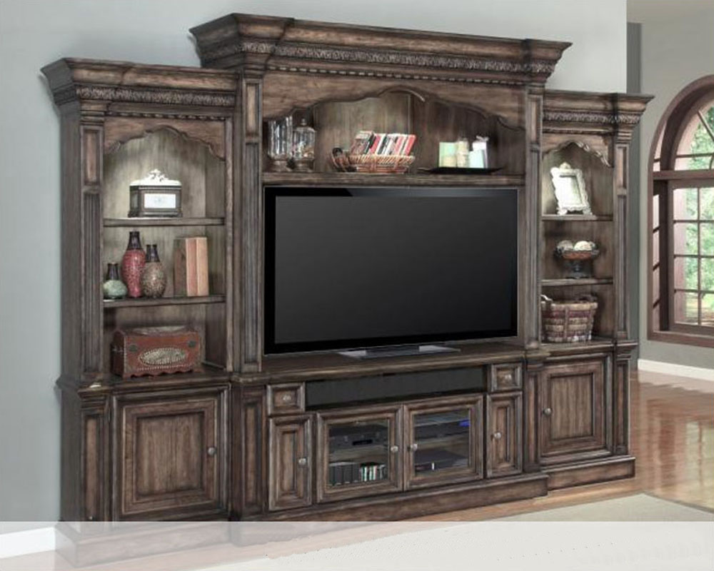 Parker House Aria Wall Entertainment Center Ph Ari Set