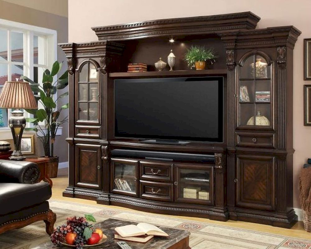Parker House Bella Wall Entertainment Center PH BEL 700 4