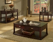 Parker House Biscayne Occasional Table Set PHTPBI-00SET