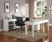 Parker House Boca Modular Home Office Set PH-BOC-MSET2