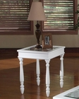 *Parker House Chairside Table Alpine PHTPAL-06